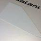 Extractable alluminium fin for 2x